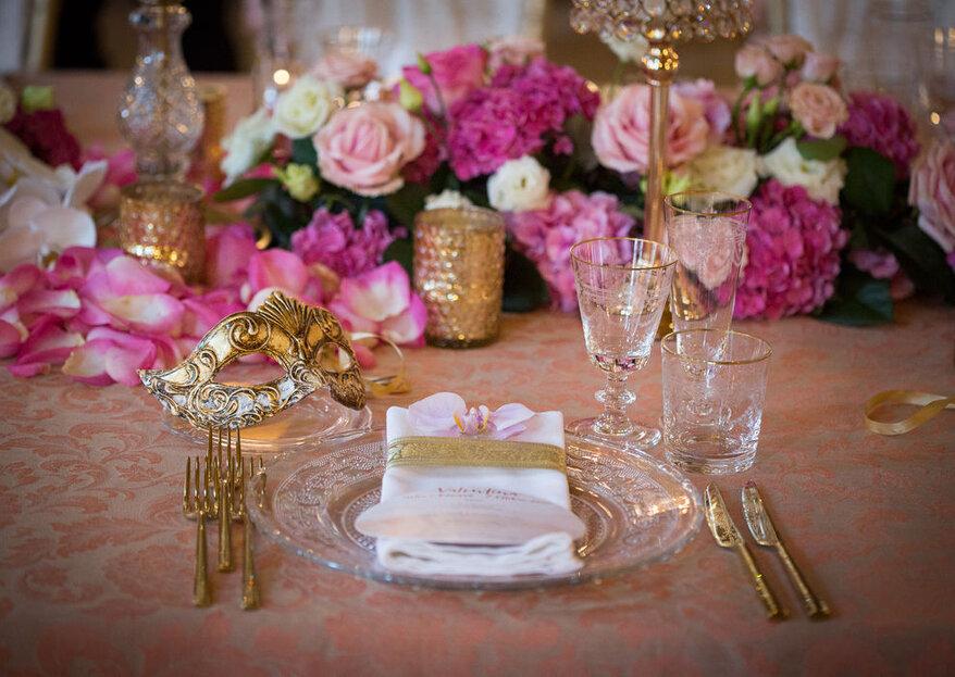Tema Matrimonio Rosa Quarzo : Le tonalità che scegliete per le nozze sono fondamentali lasciatevi