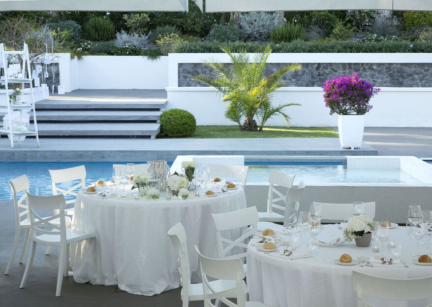 Villa Balke: The Most Romantic Wedding Venue in Italy