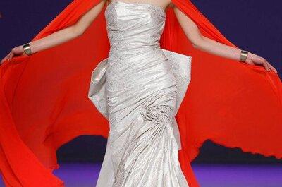 Vestidos de novia 2013 de Carla Ruiz