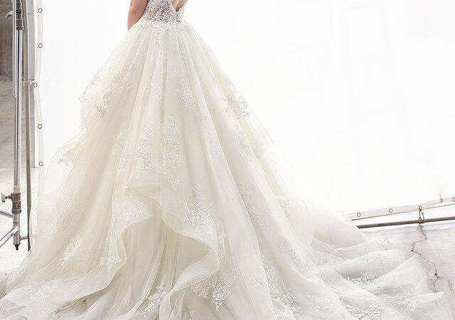 Eleganz und Opulenz eines Favoriten der Brautmodenwelt: Enzoanis Flagship Kollektion ist da
