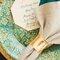 Detalle de vajilla estilo marroquí.