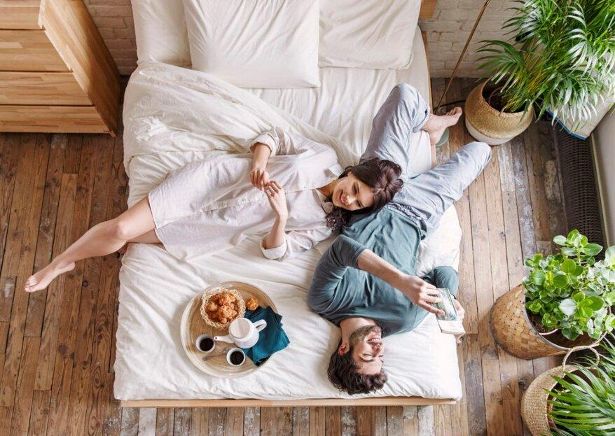 El colchón Kipli: ¡el mejor regalo para los novios!