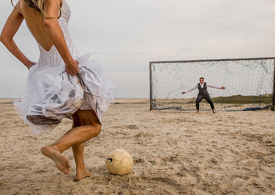 The World Cup 2018: How To Survive A Wedding That Clashes With A Match