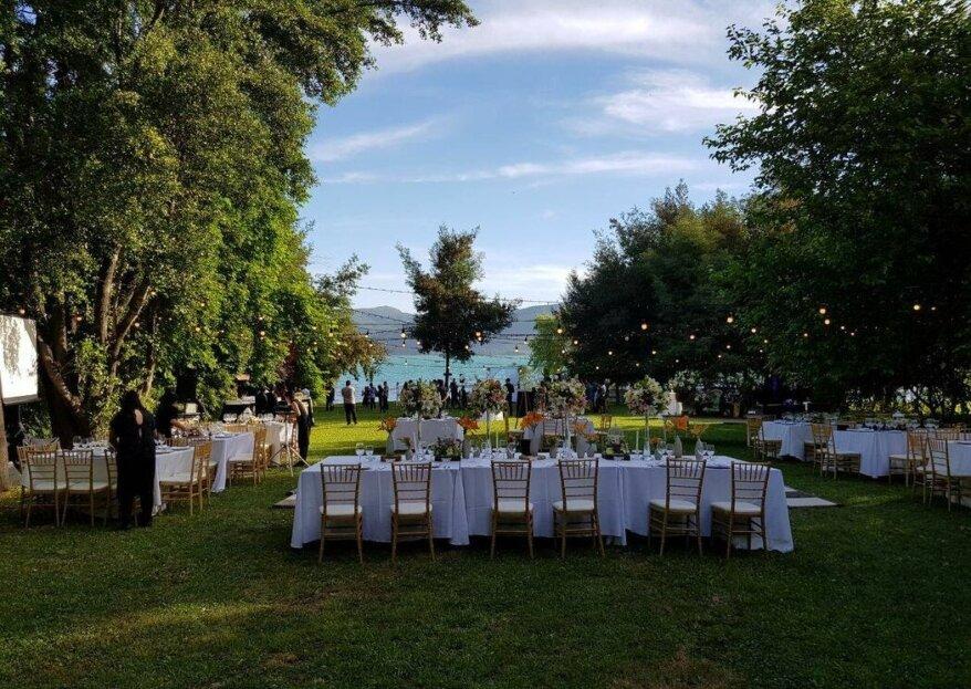 Casa Folatre Lodge Pehuen Colbun: cásate a orillas de Lago Colbun