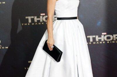 Inspírate en el look de novia de Natalie Portman en la premiere de