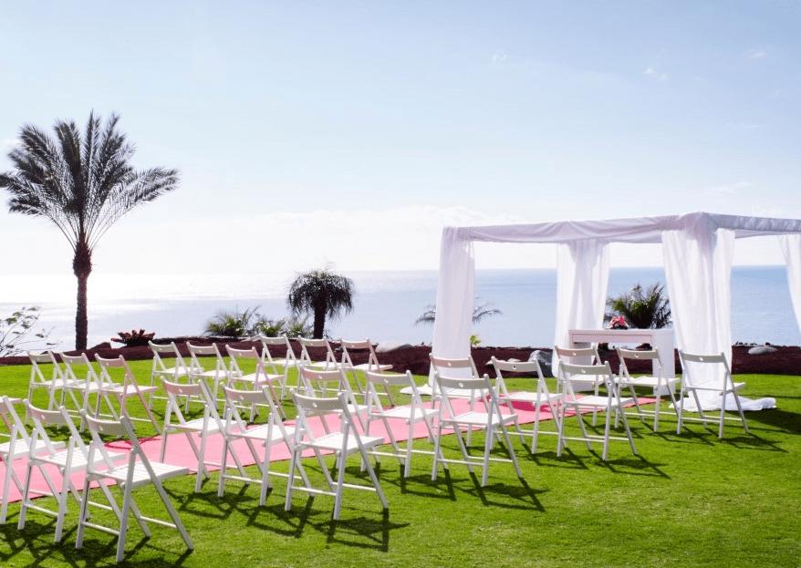 Ein idealer Ort für die Hochzeit, von der Sie schon immer geträumt haben: Das Ritz-Carlton, Abama