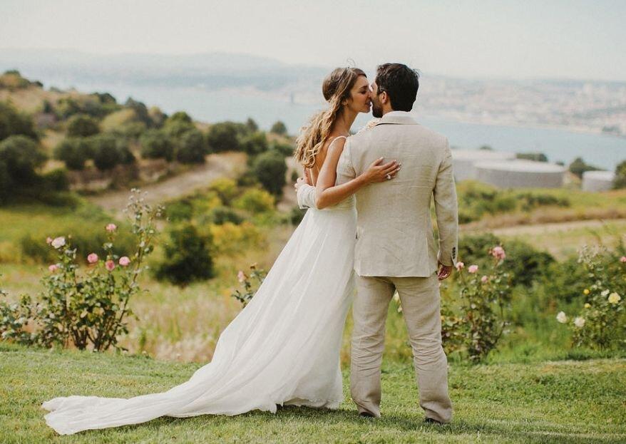 Espaços para um casamento intimista para se sentir ainda mais próxima de quem mais ama
