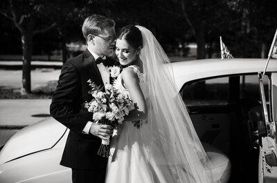 Crazy in love: душевная свадьба Марии и Райана