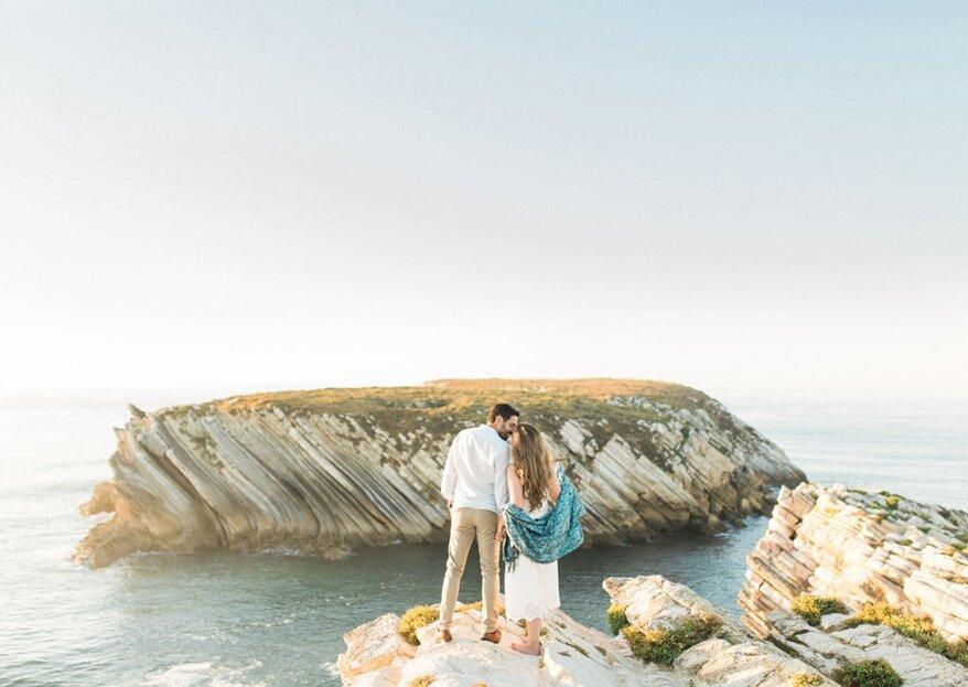 """O lado mais """"belo"""" do casamento: os aspetos mais exciting de todo o processo!"""