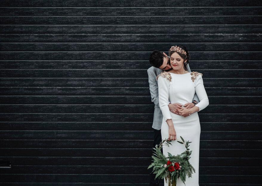 Un acierto total: la boda de Silvia y Dani
