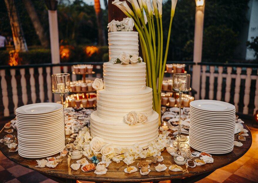Mayra Ortega Event Planner te recomienda dejar estos aspectos de tu boda en manos de tu wedding planner