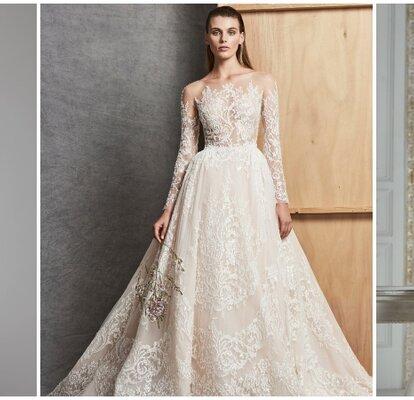 100 Vestidos De Novia Corte Princesa 2020 Para Enamorar