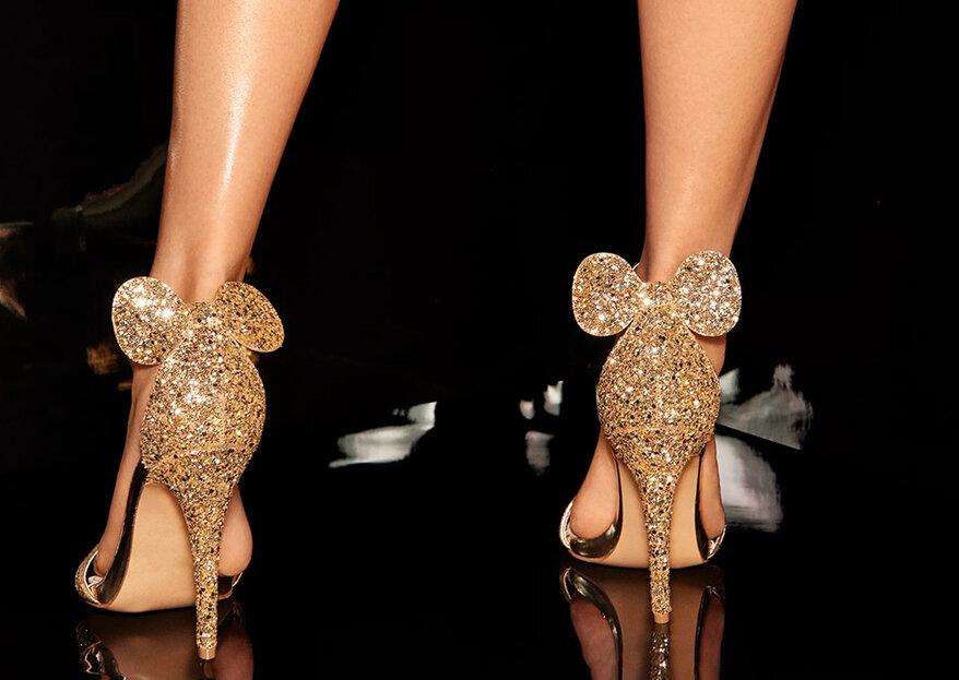 Os sapatos inspirados na Minnie da Primark já estão disponíveis em Portugal: elegância divertida para o seu grande dia!
