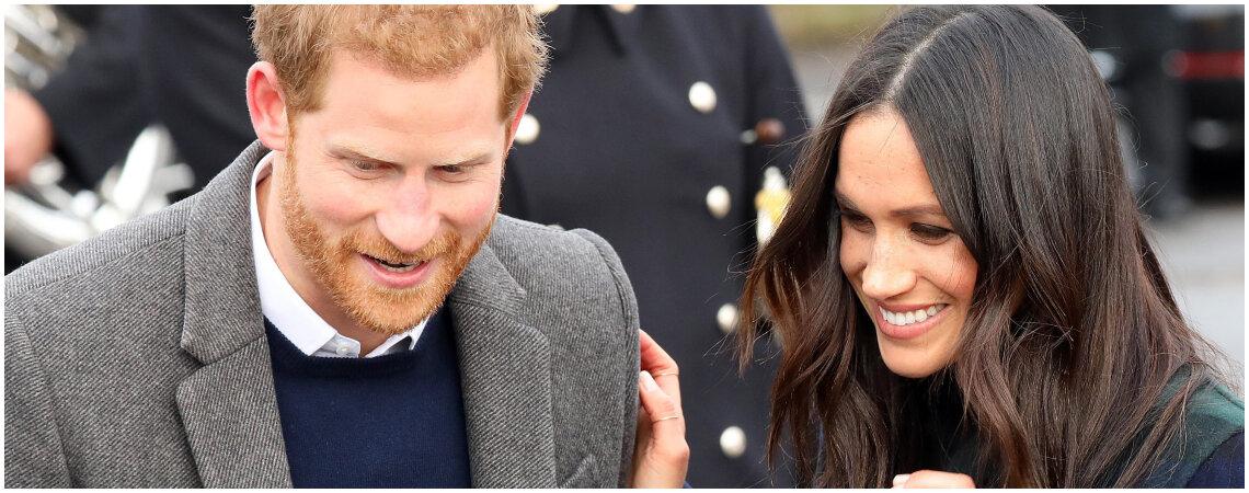 Меган Маркл и принц Гарри ждут ребенка!
