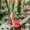 Foto 135 milímetros: Isabella: uma inspiração de Outono com uma iluminação especial