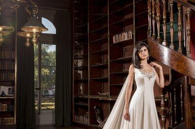 Agnès Szabelewski, un savoir faire haute couture pour des robes de mariée d'exception