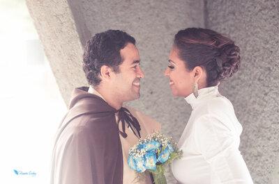 Casamento Star Wars de Vivian & Francisco: amor escrito nas estrelas!