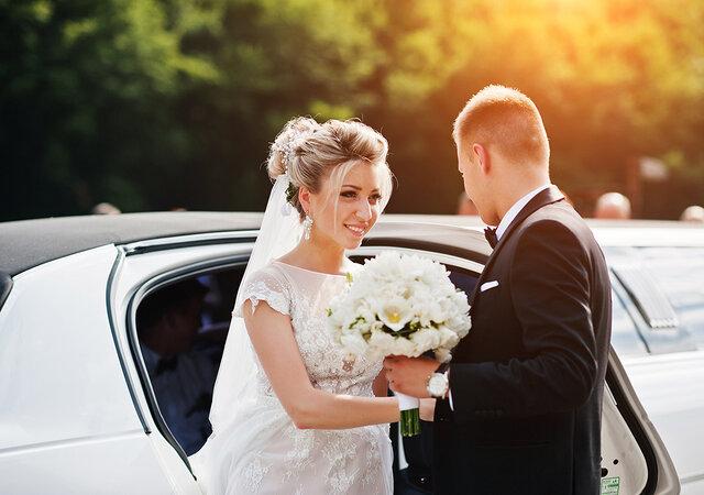 Limousine: um (pequeno) detalhe para incluir na rodagem do seu casamento
