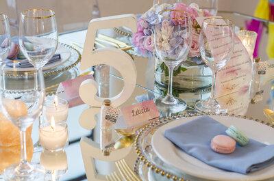 8 cosas que agradecerás haber planificado antes de tu boda