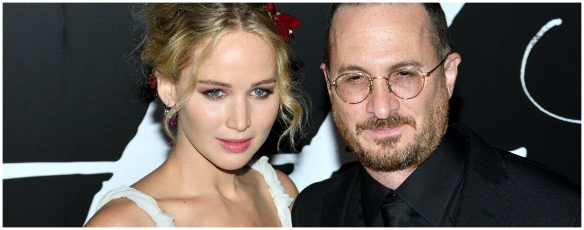 Jennifer Lawrence Wears Bridal Gown to Confirm Her Relationship with Darren Aronofsky