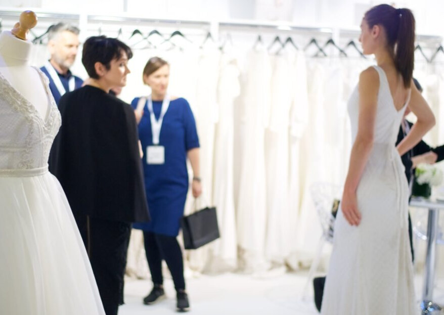 Mis het niet: London Bridal Fashion Week 2019 met Zankyou als officiële Media Partner