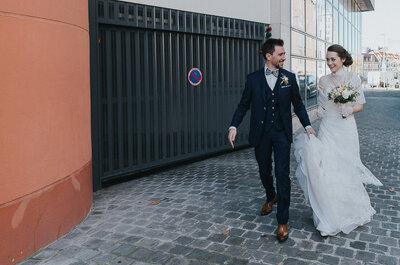 Le joli mariage automnal d'Aurélie et Arnaud