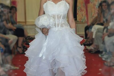 Au coeur d'un rêve : des robes de mariée à prix unique