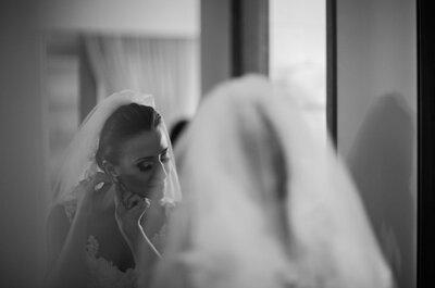 Casamento de Paloma e Gustavo: emoção, brilho e requinte