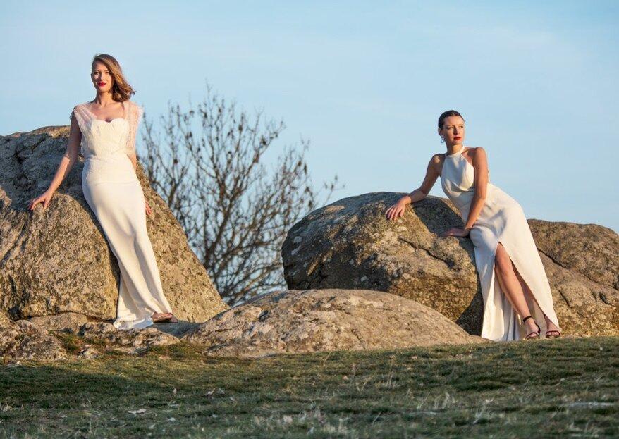 Avec Maison Maelia, redécouvrez l'art du savoir-faire français en haute couture