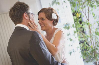 Eine Hochzeit mit magischem Datum – Jessica & Mario heirateten am 7. Juli 2017