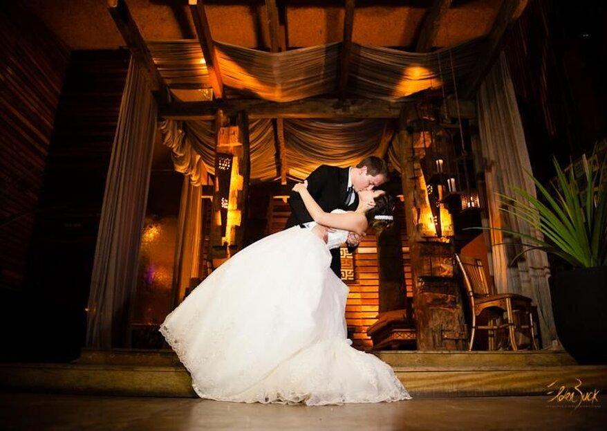 Seja no campo ou na cidade, conte com o Afrikan House para ter um casamento inesquecível!