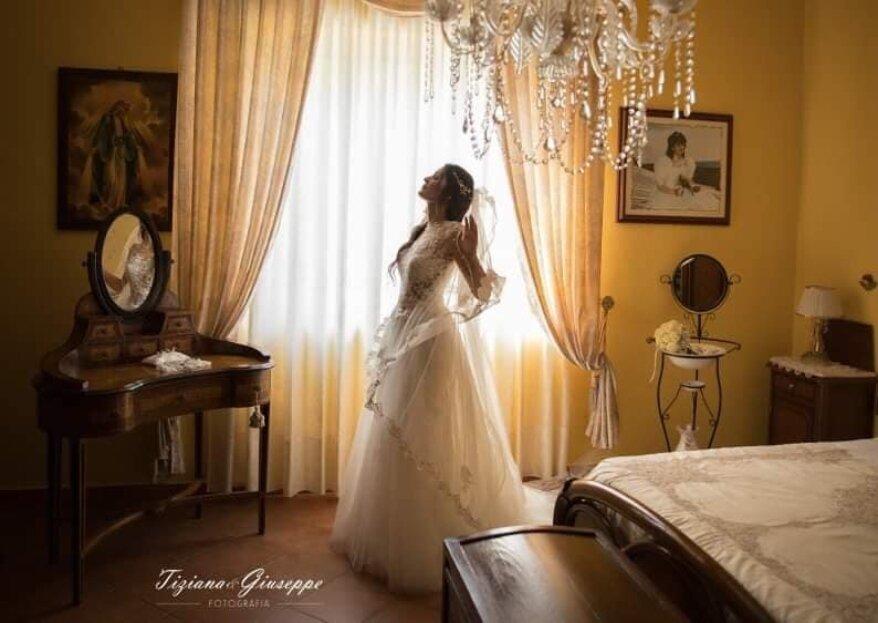 Con Grafia Della Luce conserverete per sempre un reportage matrimoniale naturale ed autentico