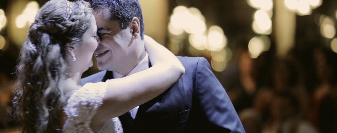 Teaser de casamento: pura emoção!