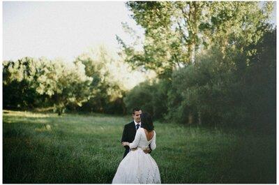 Verliebt und schon verheiratet! Geht das gut? – Foto: Pablo Laguia