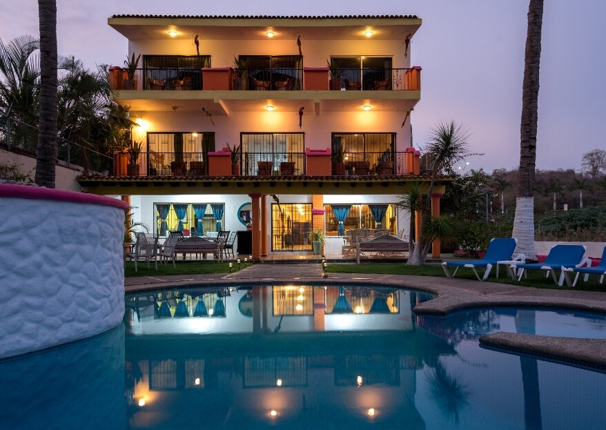 Casa María Resort: tu villa frente al mar para una boda con estilo mexicano