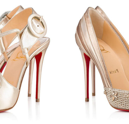 super popular b418a 759a5 Choose Christian Louboutin For the Perfect Bridal Shoes for ...