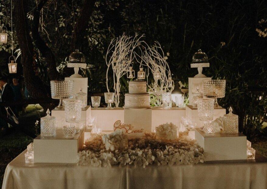 Chiara Eventi Wedding Decor, le tue nozze dalla A alla Z!