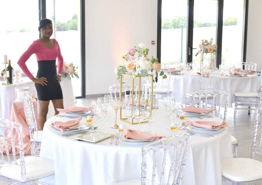 Andrée Event : organisez votre joli jour aux côtés d'une wedding planner et officiante professionnelle