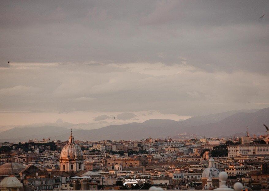 Atout Cœur Wedding : destination Rome pour le mariage de vos rêves !