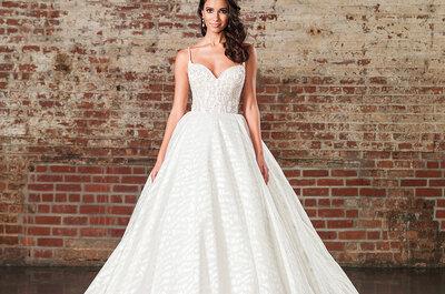 Justin Alexander Signature 2017: l'abito da sposa perfetto per il tuo grande giorno!