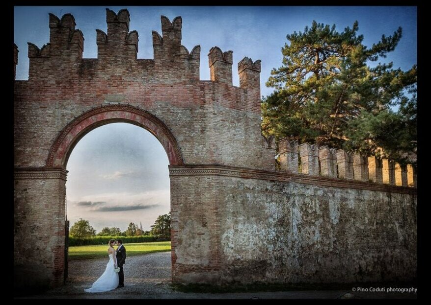 Brilla insieme alla tua metà nel giorno delle nozze, scegliendo la location adatta al vostro stile!