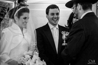 4 Dinge, auf die der Bräutigam vor und am Tag seiner Hochzeit verzichten sollte...