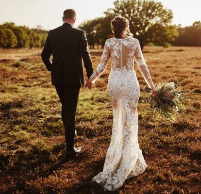 Een lul voor de bruid