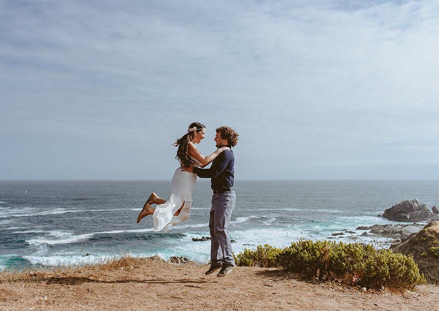 Casamento na praia - organização em 5 passos