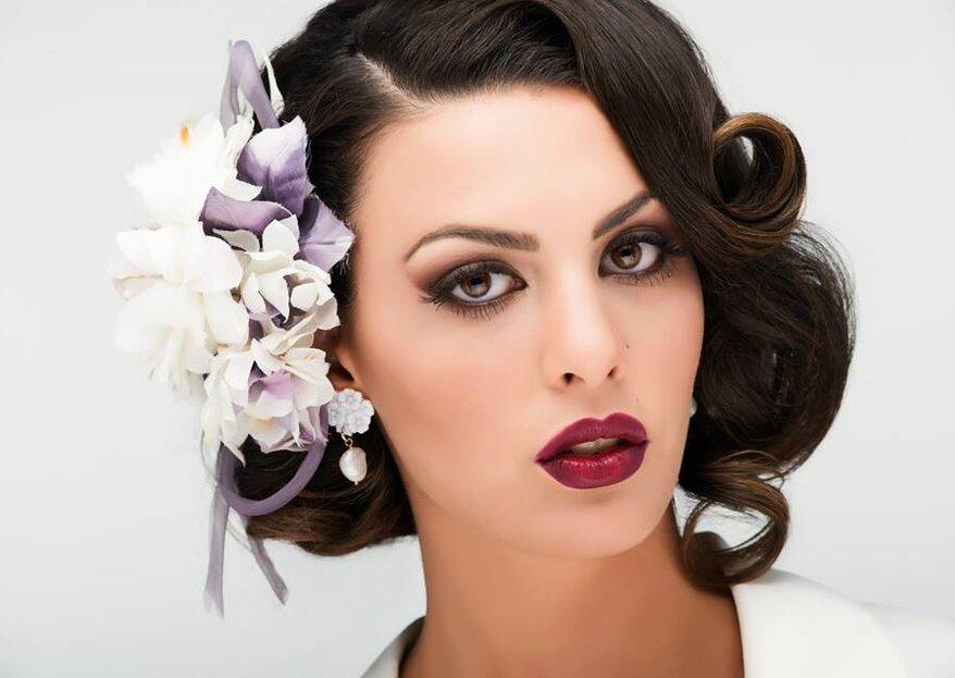 Un taglio di capelli per ogni sposa: scopri quello più adatto alla forma del tuo viso