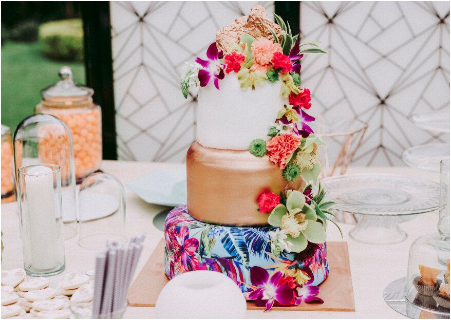 Las 10 mejores pastelerías de tortas de matrimonio en Lima