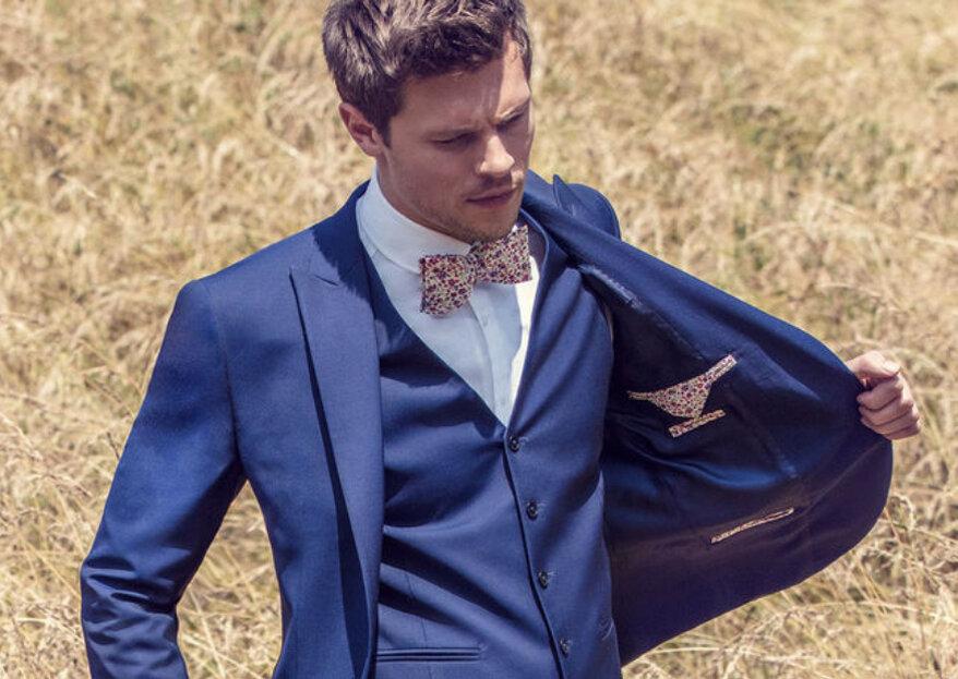 Jean de Sey : choisissez votre costume en fonction du thème de votre mariage