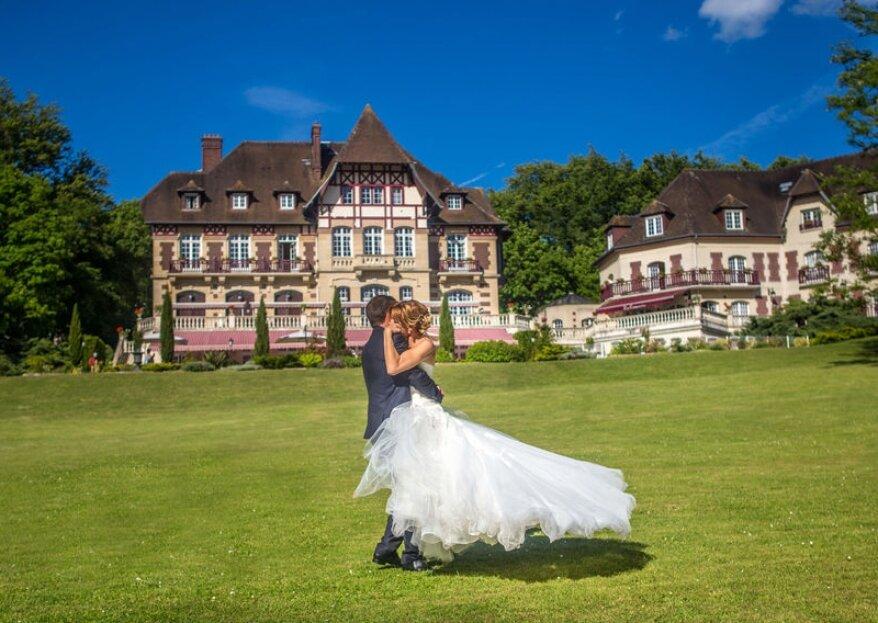 10 raisons de célébrer votre union dans un Château en France