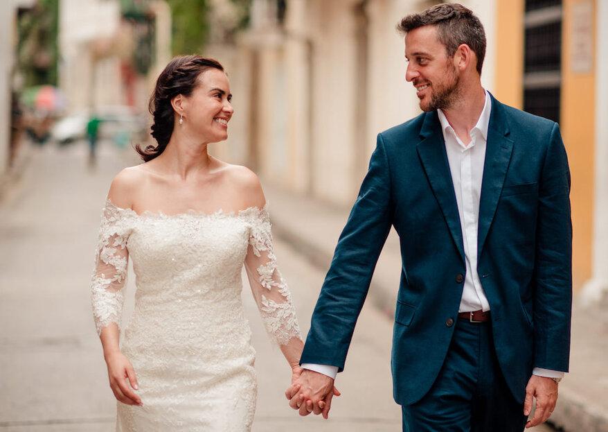 8 formas de involucrar a tu novio en la planeación de la boda