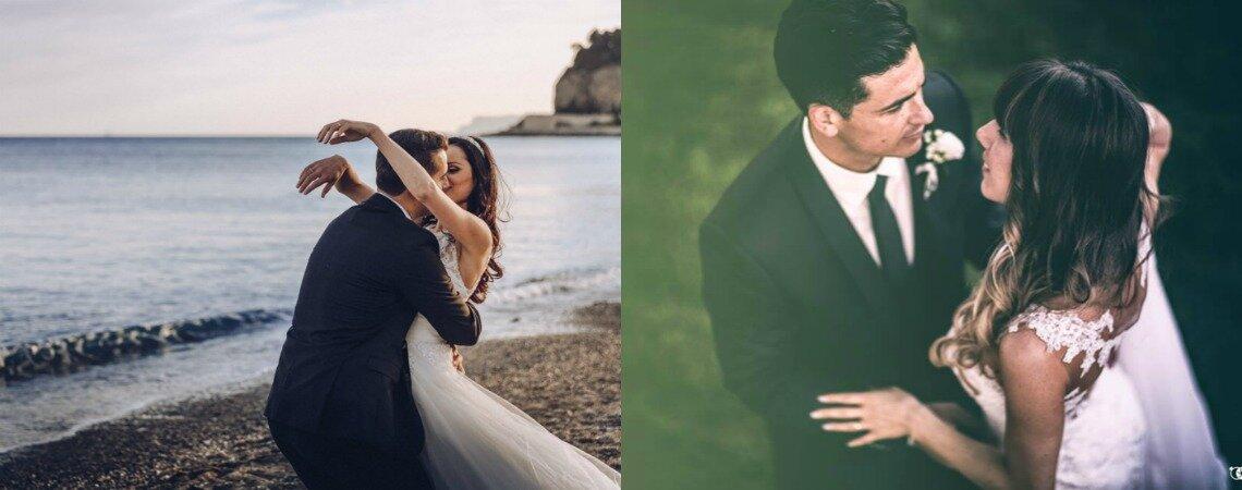 First Look: la nuova tendenza fotografica per i matrimoni del 2018